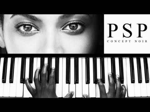 1) Me, Myself And I |  Beyonce | Play Smooth Piano (Tutorial)