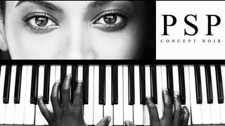 1) Me, Myself And I |  Beyonce | Play Smooth Piano (Tutorial)