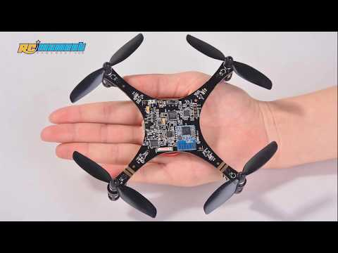 Crazepony Open Source RTF Version MINI Quadcopter for Student Maker Geeker RM4538