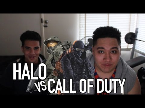 halo vs call of duty essay Make these changes to halo or call of duty and there'd be uproar across the  planet these are decisions that seem to deliberately limit the.