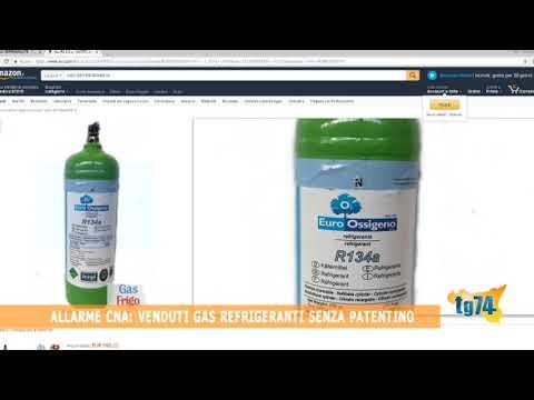 Allarme CNA, venduti gas refrigeranti senza patentino