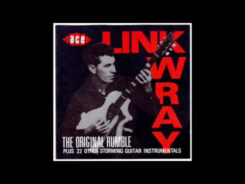 """Link Wray """"The Rumble Man"""""""