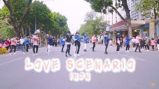 Download lagu iKON LOVE SCENARIO Dance Cover by W Unit from Vietnam MP3