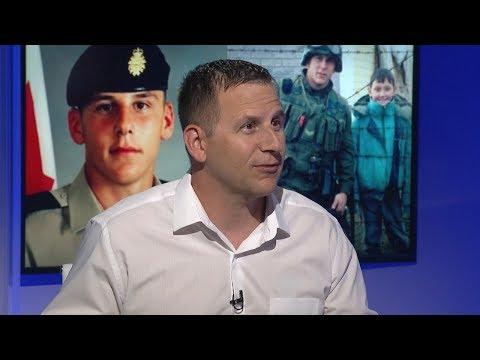 Canadian veteran visits Bosnia, finds closure