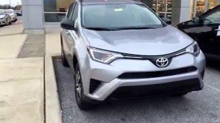 2016 Toyota RAV4 LE AWD - Price Toyota
