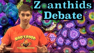 why are zoanthids so expensive the zoanthid debate