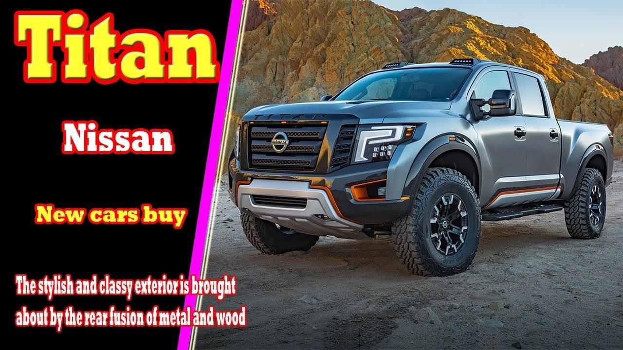 2018 nissan titan xd diesel. Delighful 2018 2018 Nissan Titan  Xd Diesel Warrior  New Cars Buy In