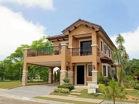 Houses at vita toscana crown asia bacoor cavite Toscana house