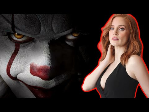 Jessica Chastain vs Pennywise In IT Sequel?