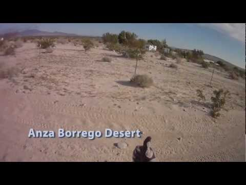 San Diego Adventure Riders Desert Dash 2009 - Anza Borrego Desert