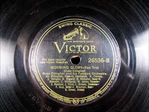 MORNING GLORY by Duke Ellington 1940