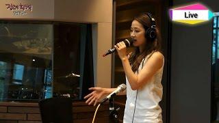 정오의 희망곡 김신영입니다 - HA:TFELT (Ye-eun) - Iron Girl, 핫펠트 (예은) - 아이론 걸 20140814