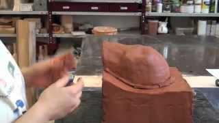 Силиконовая форма для скульптуры гипса(Как сделать силиконовую форму оболочковую экономную для скульптуры, декора. Другие обучающие видео elastoform.co..., 2012-12-28T14:34:44.000Z)