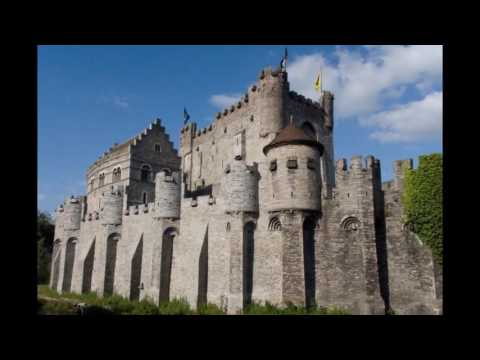 Belgium  Top 10 Tourist Attractions   Video Travel Belgium