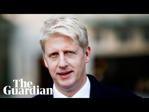 Brexit: Former minister Jo Johnson speaks at people's vote event – watch live