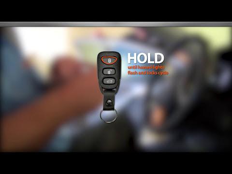 Hyundai Key Fob Programming