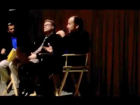 Libertador (The Liberator) Q & A with cast members Steve Wilcox and Alex Furth