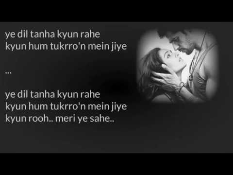 Zaroorat    Lyrics   Ek Villain 2014