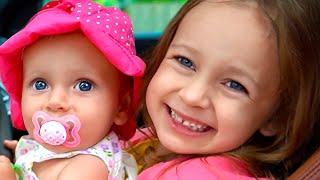 Canción Estamos en el Coche + otras Canciones infantiles de Maya y Mary