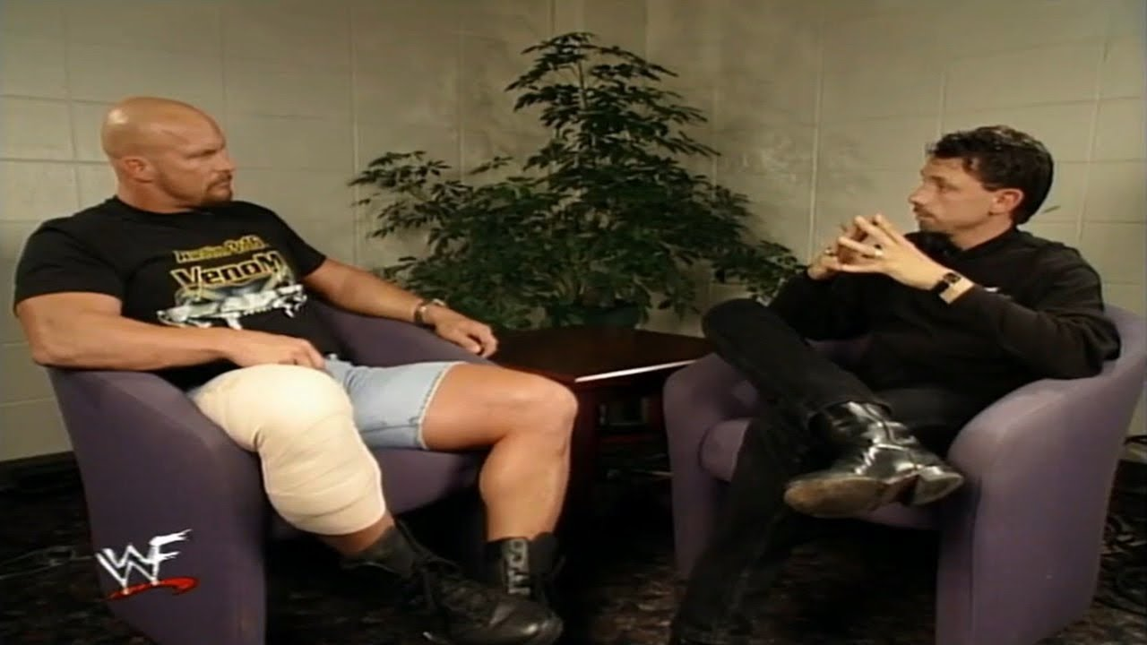 Stone Cold Interview After SummerSlam 1999