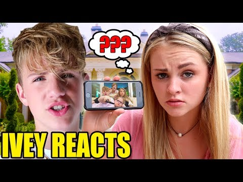 Ivey Reacts: Life is Unfair (MattyBRaps)