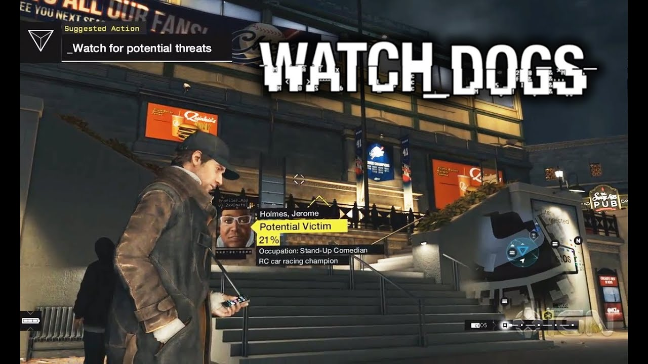 Watch Dogs  Coop Xbox One