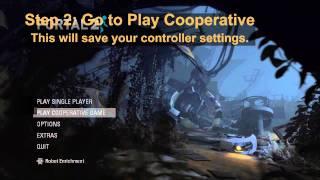 Portal 2 Co Op Setup + Cheats