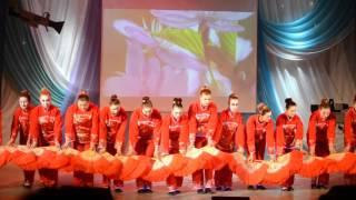 Танец Цветущая сакура 52187(, 2016-04-14T01:48:12.000Z)