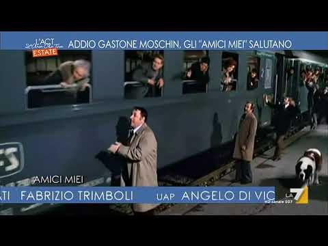 Addio a Gastone Moschin, celeberrimo protagonista di Amici Miei