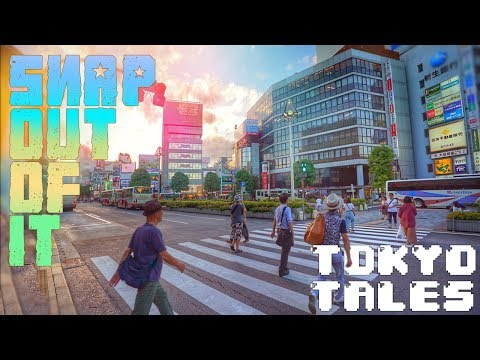 TOKYO TALES: Snap Out of It! (Simon and Martina Podcast Episode 7)
