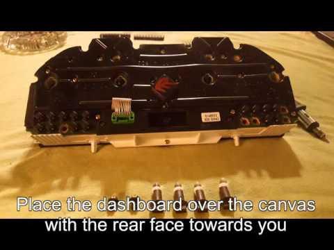 Volvo 850 VDO Odometer Repair
