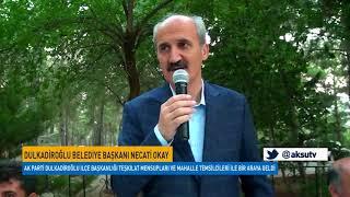 Ak Parti Dulkadiroğlu İlçe Başkanlığı Teşkilat Mensupları İle Bir Araya Geldi