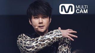 Shinhwa Target Shin Hye-sung Focus Fancam @Mnet MCOUNTDOWN Rehearsa...