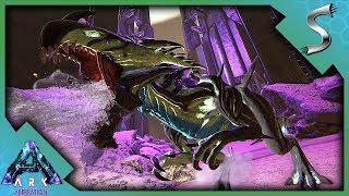 EXPLORING THE SURFACE! DROP HUNTING & REAPER KING AMBUSH! - Ark: Aberration [DLC Gameplay E10] thumbnail