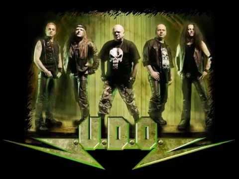 """.U.D.O. - Metal Gods (Cover of Judas Priest """"Metal Gods"""")"""