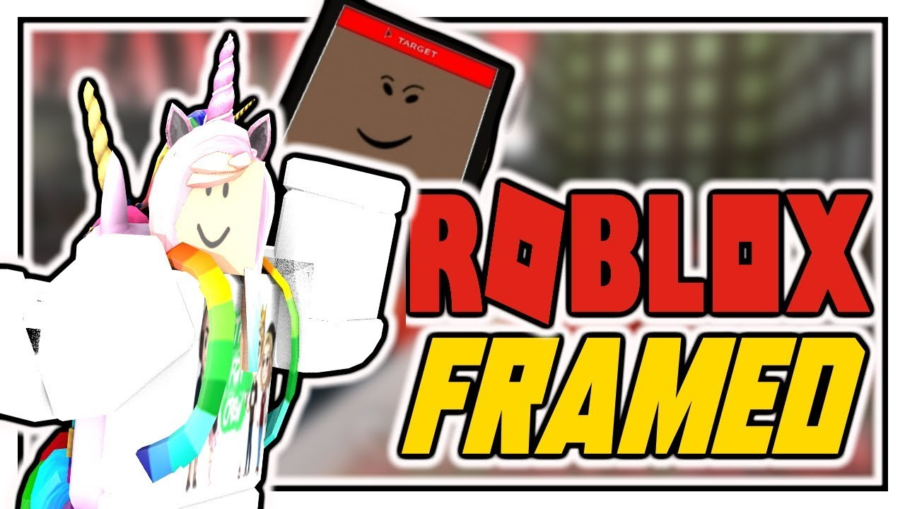 I WENT UNDERCOVER in ROBLOX | FRAMED