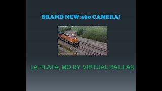 *BRAND NEW!* La Plata, MO 360! First Full Train!