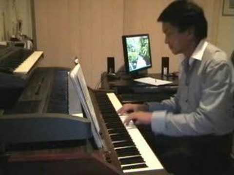 Dance With My Father - Piano