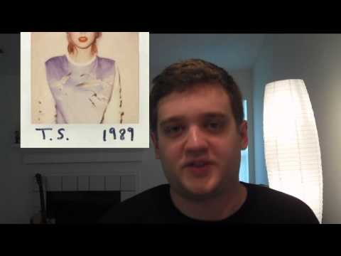 Taylor Swift  -1989 Album Review