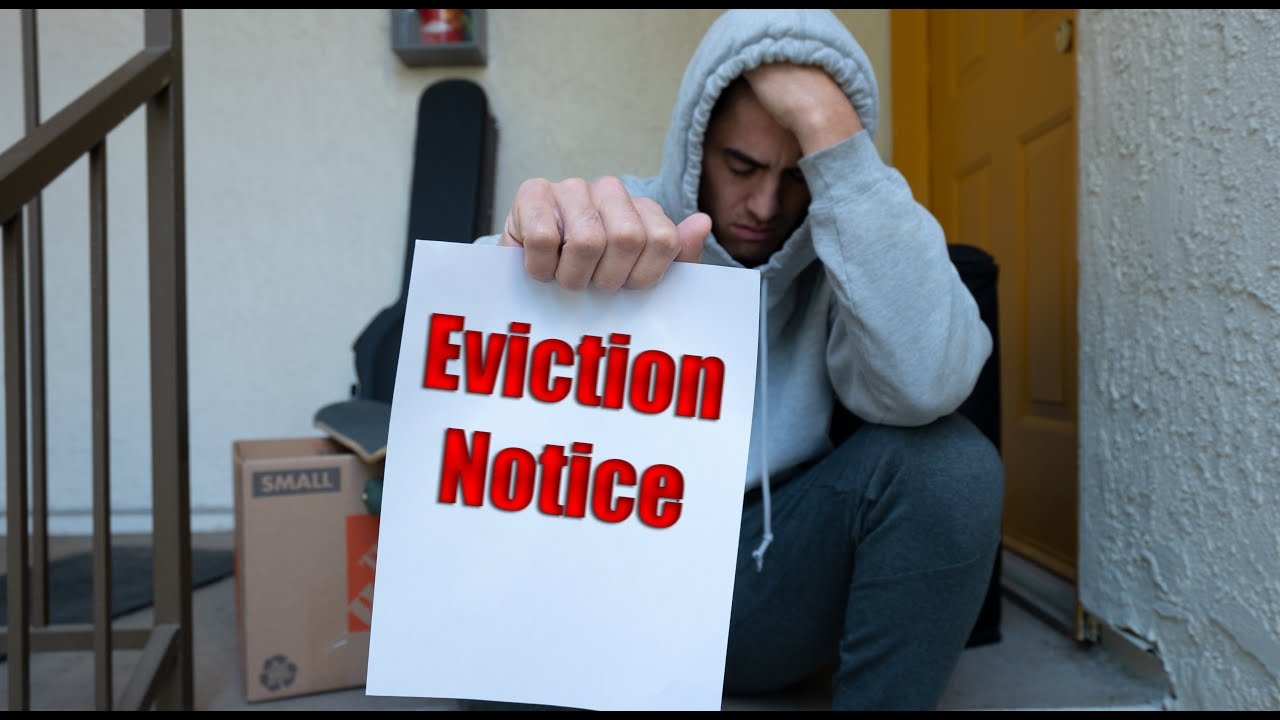 what does it mean to get evicted from an apartment