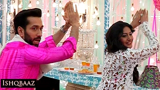 Ishqbaaz Shivaay & Anika's NAAGIN DANCE | Unseen VIDEO