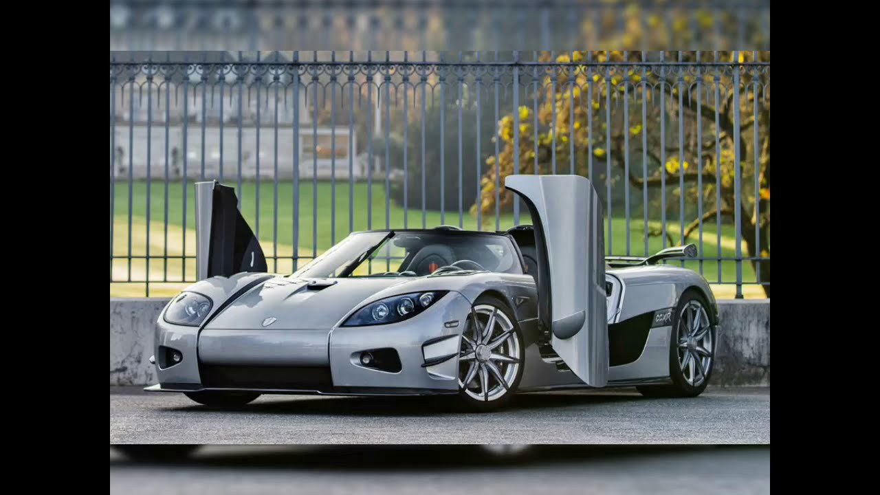 expensive cars Top ten most expensive cars in the world