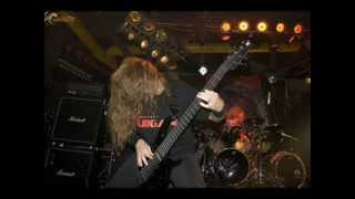 """ALEX WEBSTER Discusses Cannibal Corpse New Album """"A Skeletal Domain"""" & Conquering Dystopia (2014)"""