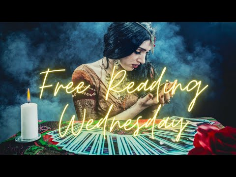 FREE READINGS WEDNESDAY - AUGUST 25, 2021 - 8:30 PM ET