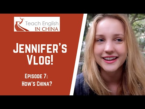 Month 7 in China: How's China?