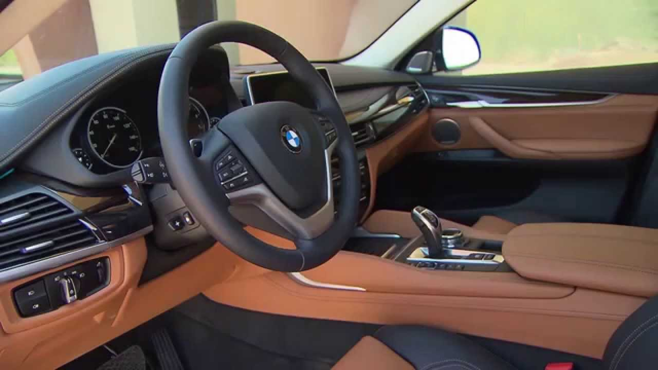 Bmw X6 2015 Video Interni Youtube