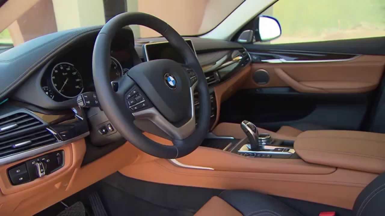 BMW X6 2015 Video Interni - YouTube