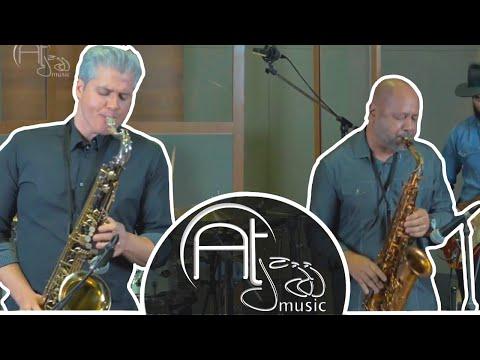 AT JAZZ Music SP #33 - Fabio Costa e Angelo Torres