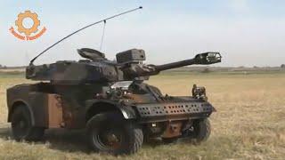 Panhard AML - колониальный воин Франции