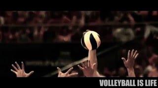 Красивый волейбол